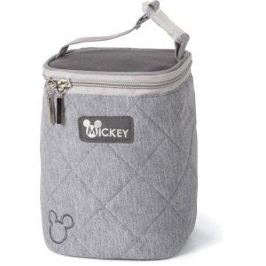 Baby-Go-Porta-Mamadeira-Luxo-Mickey-Cinza-Baby-Go-2445-71474-1