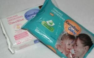 lenços Carrefour