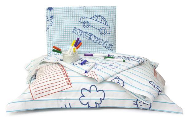 Criatividade até na hora de dormir - MMartan