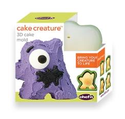 Bolinhos divertidos para seu MIni Chef - Cake Creature tem na Peper