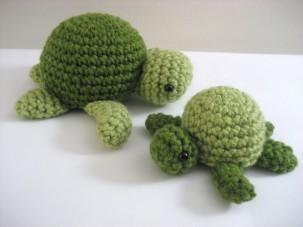 Boneco_crochê_divertido_tartaruga