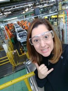 Vsita a Fábrica da Ford