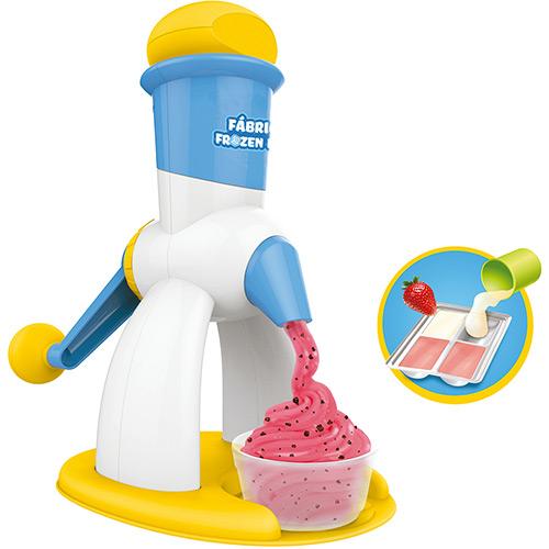 Fabriquinha de Frozen Iogurte da Estrela!