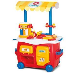 Foode Truck HotDog Calesita - É simplesmente sensacional, e as crianças piram!