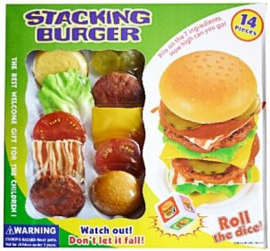 Kit Hamburguer Mulltikids