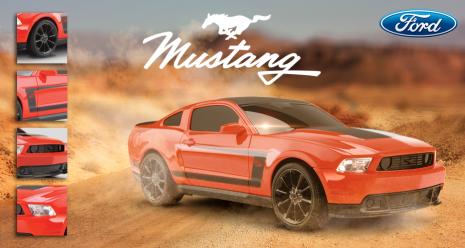 Mustang Ford Da Roma Brinquedos