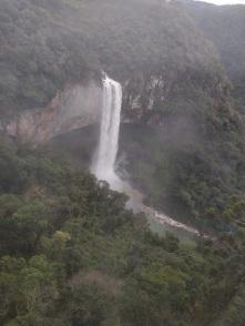 caracol cascata